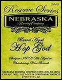 Nebraska Hop God beer