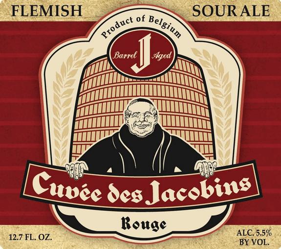 Bockor Cuvee des Jacobins Rouge Beer
