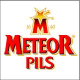 Meteor Pils Beer