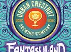Urban Chestnut Fantasyland beer Label Full Size
