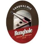 Snoqualmie Bunghole Double Brown Beer