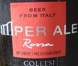 Tenute Collesi Ubi Rossa beer