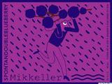 Mikkeller Spontandoubleblueberry beer