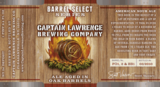 Captain Lawrence Barrel Select Beer