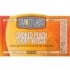 Smuttynose Smuttlabs Smoked Peach Short Weisse beer