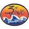 3rd wave Dawn Patrol beer Label Full Size