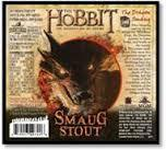 Central City Hobbit Smaug Stout Beer