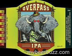 Coney Island Overpass IPA Beer
