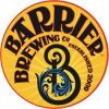 Barrier Neck Tattoo IPA beer Label Full Size