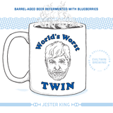 Jester King / Evil Twin World's Worst Twin beer