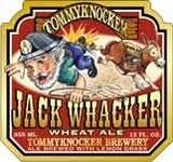 Tommyknocker Jack Whacker Wheat beer