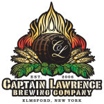 Captain Lawrence Captain's Kolsch beer Label Full Size