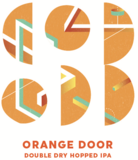 Sketchbook Orange Door Beer