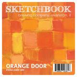 Sketchbook Orange Door Beer
