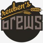Reubens Crikey IPA beer Label Full Size