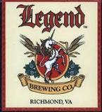 Legend 20th Anniversary Imperial Brown Ale beer