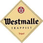 Westmalle Tripel beer Label Full Size
