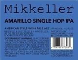 Mikkeller Single Hop Amarillo IPA Beer