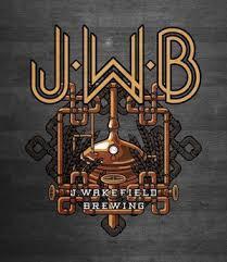 J. Wakefield Stush beer Label Full Size