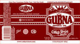 Oskar Blues Tequila Barrel Aged Gubna beer