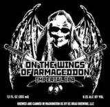 DC Brau On The Wings Of Armageddon w/ Citra beer