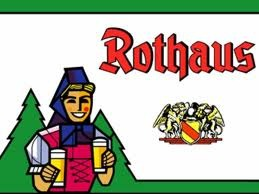 Rothaus Pils beer Label Full Size