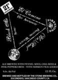 Stone 21st Amendment Firestone Walker El Camino (Un) Real Black Ale Beer