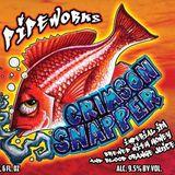 Pipeworks Crimson Snapper beer