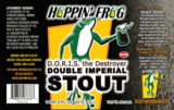 Hoppin Frog D.O.R.I.S. The Destroyer Beer