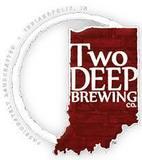 TwoDEEP Red Sunday beer
