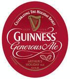 Guinness Generous Ale beer