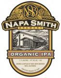 Napa Smith Organic IPA beer