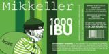 Mikkeller 1000 IBU beer