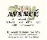 Allagash Avance Beer