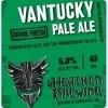 Heathen Vantucky Pale Ale beer