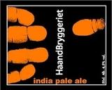 Haandbryggeriet IPA beer
