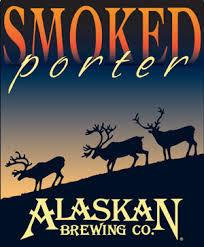 Alaskan Smoked Porter 2014 beer Label Full Size