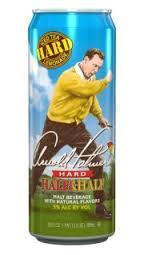 Arnold Palmer Hard Half & Half beer Label Full Size