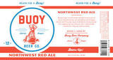 Buoy NW Red beer