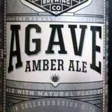 Thump Keg Agave Amber ale beer
