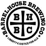 BarrelHouse Stout beer Label Full Size