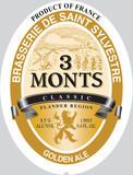 Brasserie De Saint-Sylvestre 3 Monts beer