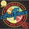 Oakshire Citrafonix IPA beer Label Full Size
