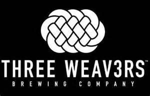 Three Weavers Seafarers Kolsch beer Label Full Size
