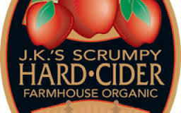 J.K.'s Scrumpy Farmhouse Hard Cider beer Label Full Size