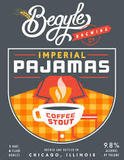 Begyle Imperial Pajamas Coffee Stout Beer