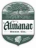 Almanac Valencia Gold beer