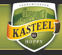Van Honsebrouck Kasteel Hoppy beer Label Full Size