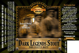 Adirondack Dark Legends beer