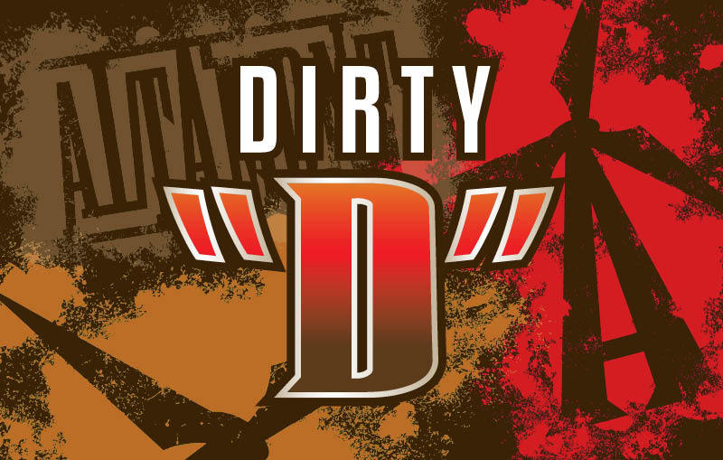 Altamont Dirty D beer Label Full Size